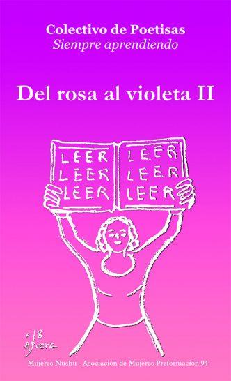 Del rosa al violeta II